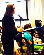 Lisa Schlager VP of Policy at FORCE testifies to the FDA in favor of Lynparza approval.