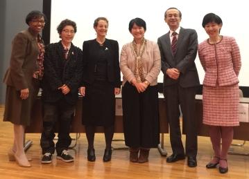 Japanese HBOC Patient Symposium Panel